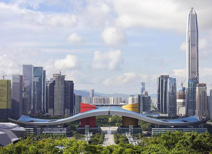 广州深圳中心